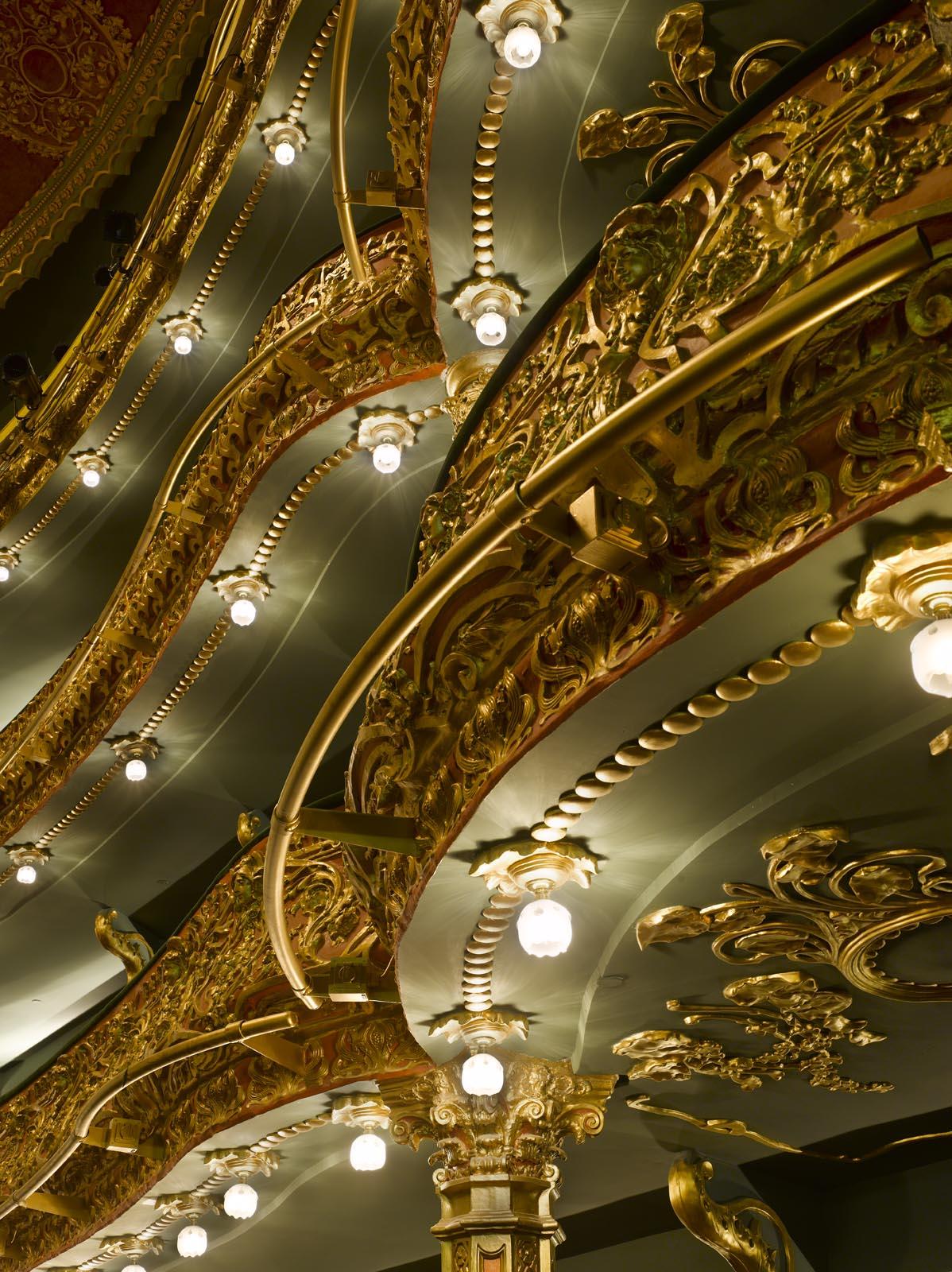 Teatro campos el seos de bilbao de joya modernista a sala - Estudio arquitectura bilbao ...