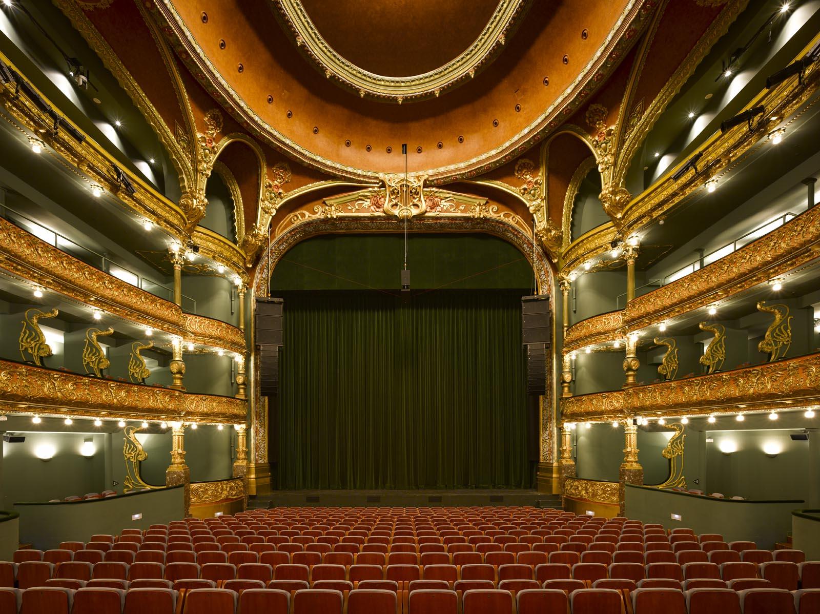 Teatro campos el seos de bilbao de joya modernista a sala tecnol gica - Teatro campos elisios ...
