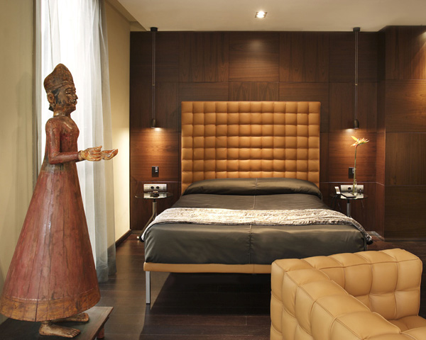 hotel urban en madrid diariodesign