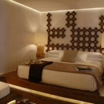 Dormitorio suite viajera rusticae roca