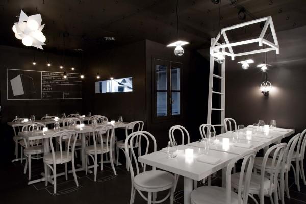 What happens when en nueva york el restaurante que nunca