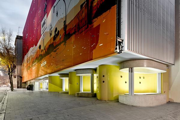 Nuevo hotel acta mimic en barcelona dise o de equip se for Diseno de interiores barcelona universidad