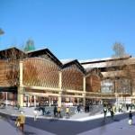 Proyecto mercado Ninot Mateo apertura