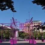 Reconstruccion Mercado Plaza Olavide. Fotografía de El País
