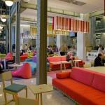1 CentroCentro Palacio de Cibeles Áreas Sociales. Fernando Campos