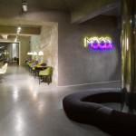 1 Hotel MOODs en Praga recepción