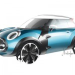 1 MINI Rocketman Concept design