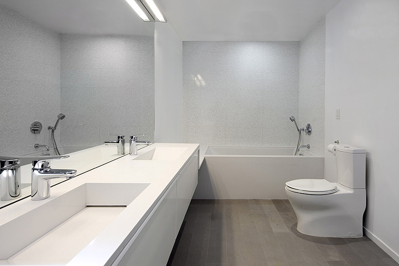 Baño de planta abierta ~ dikidu.com