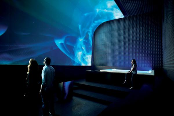 La experiencia sensitiva y multisensorial de roca gallery for La roca gallery