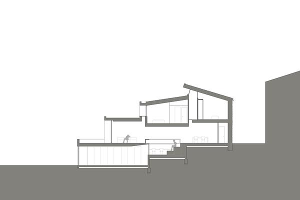 La casa escalonada un proyecto magistral de 05 am - Arquitectura girona ...