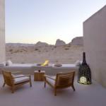 1 Amangiri  terraza