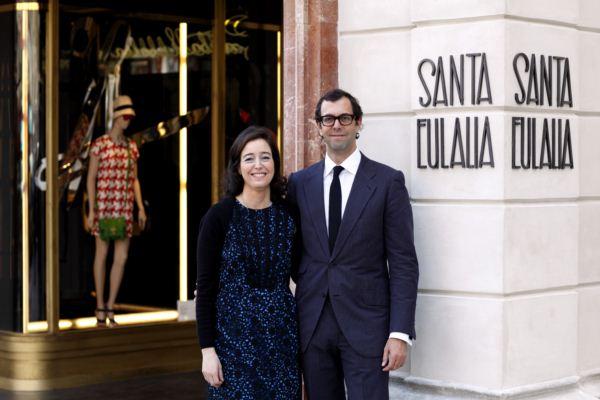 Santa Eulalia tienda moda barcelona paseo de gracia diariodesign