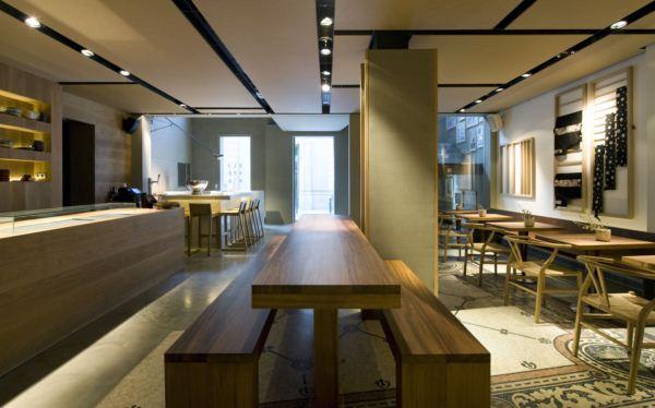 interior tragaluz restaurante barras diariodesign