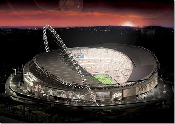 estadio new wembley norman foster diariodesign