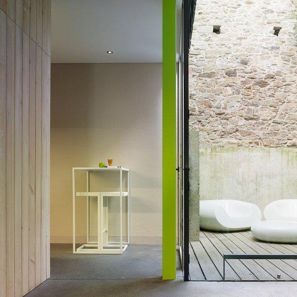 hotel Moure en santiago de compostela diariodesign