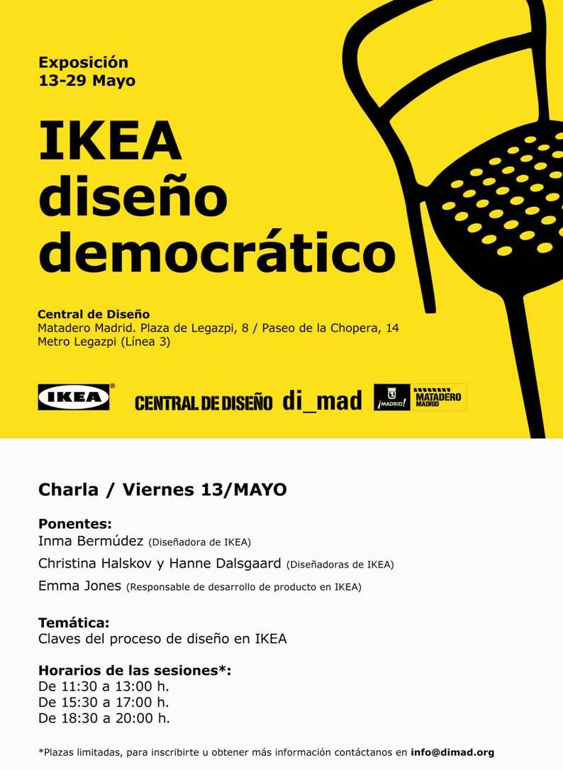 Ikea celebra 15 a os en espa a con una expo en matadero de - Ikea programa diseno ...