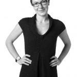 Inma Bermúdez, diseñadora. Foto en El País
