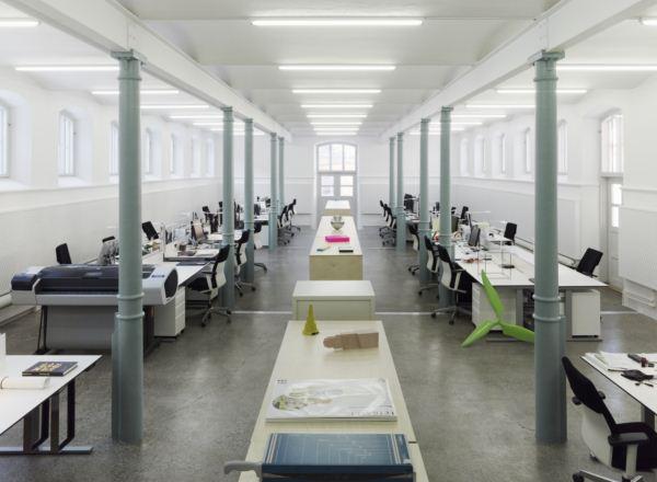 El estudio elding oscarson dise a las oficinas de no for Oficinas de diseno industrial