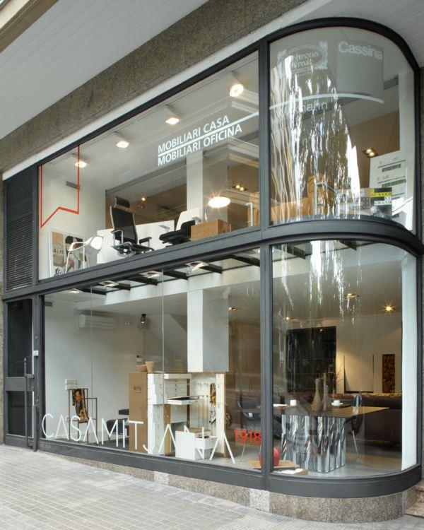 Casamitjana Abre Un Nuevo Showroom De Mobiliario Exclusivo