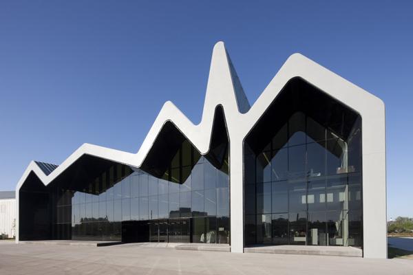 riverside museum zaha hadid diariodesign