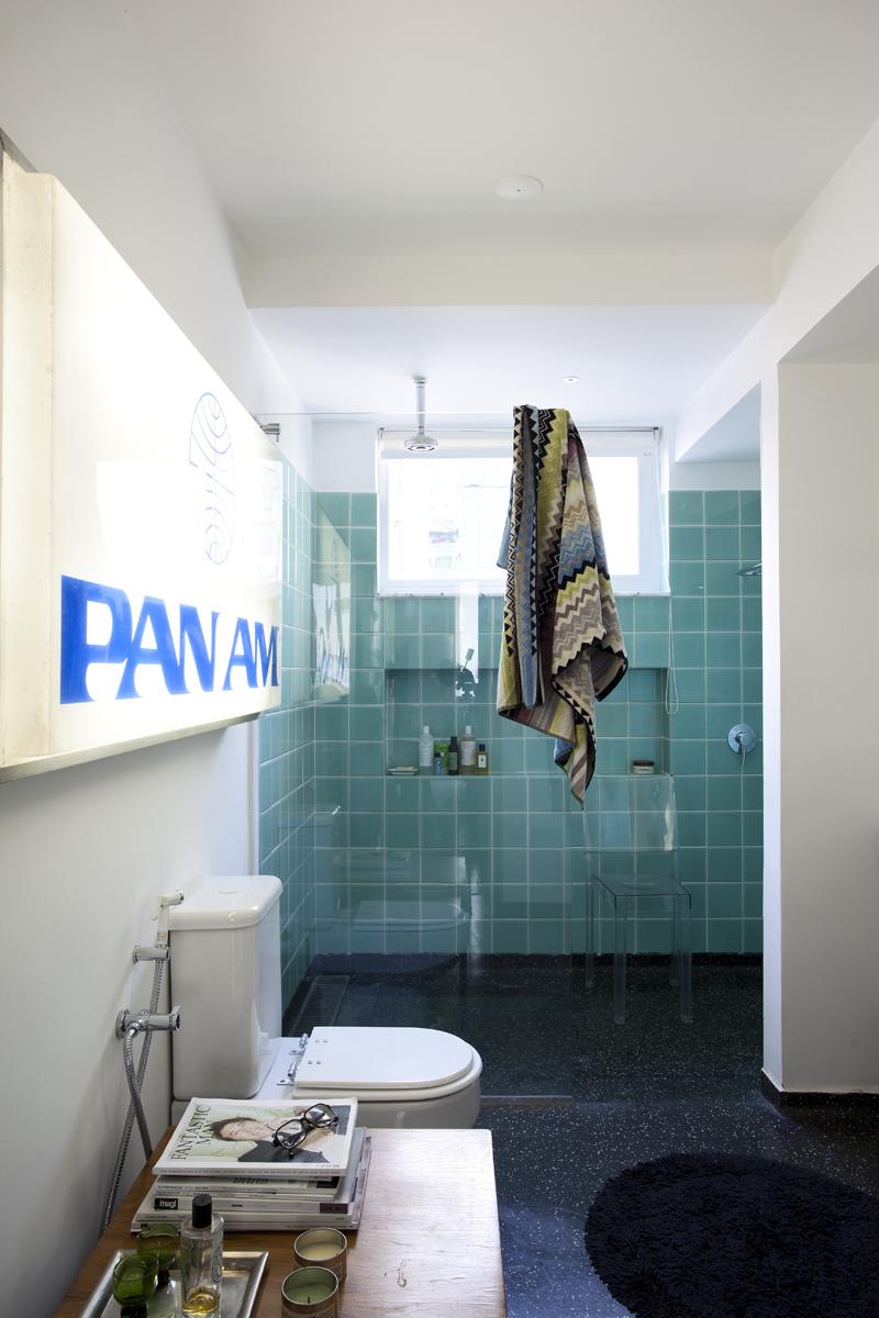 Baldosas Baño Negras:Baldosas Blancas Y Negras Ba C3 B1o Baños Con Azulejos En Blanco Y