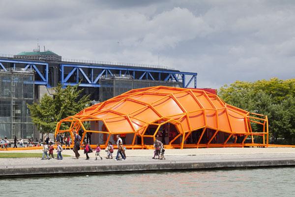 Opiniones de arquitectura efimera for Pabellones arquitectura efimera