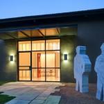 rehabilitacion minimalista Linda Pace Foundation