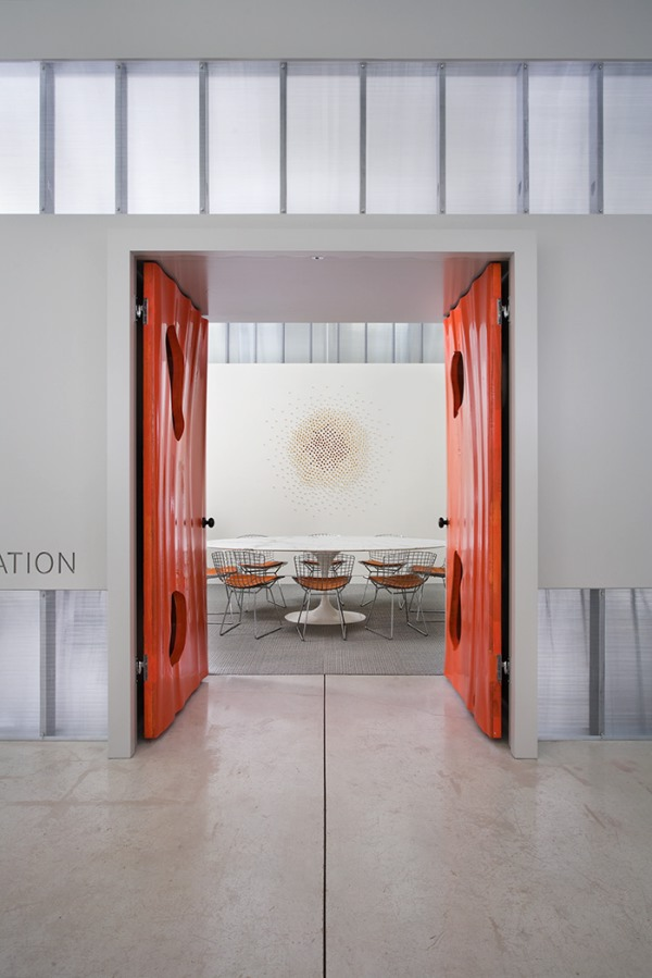 interior del linda palace foundation