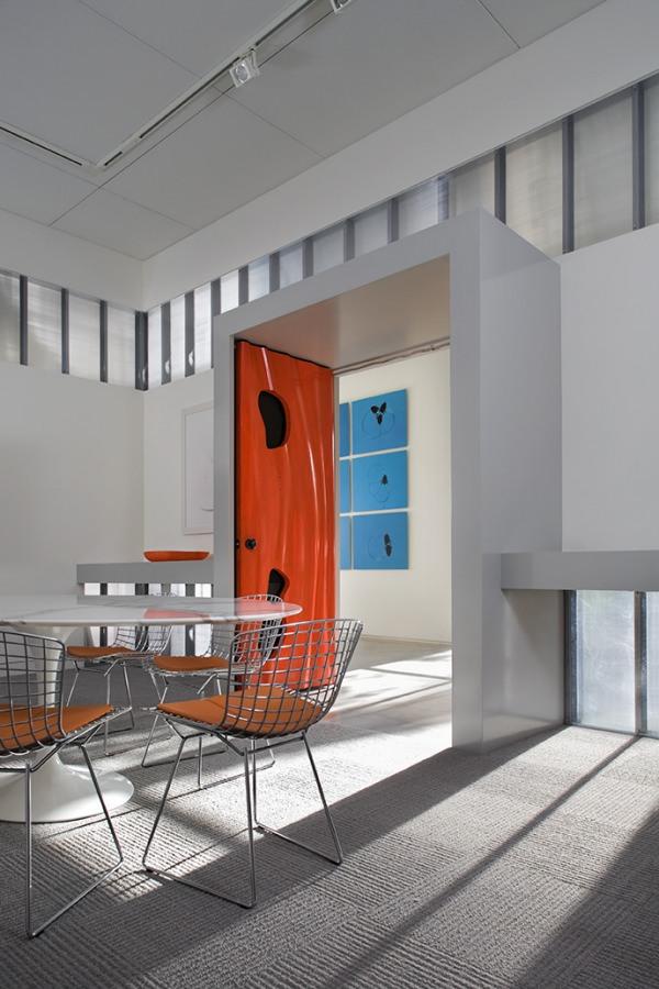 rehabilitacion de Poteet Architects del linda palace foundation