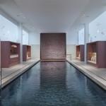 Mandarin Oriental Paris piscina interior