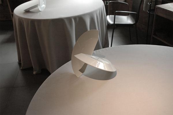 centros de mesa, de Manu Muniategiandikoetxea