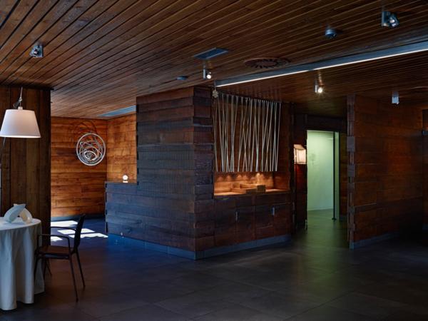interior Mugaritz restaurante