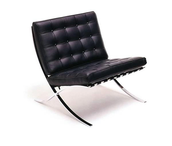 silla barcelona de mies van der rohe arquitectura y diseño