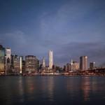 1 Torre Beekman de Frank Gehry en Nueva York skyline (2)