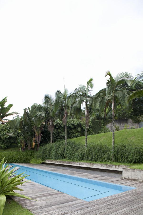 Casa Pedro Useche exterior piscina