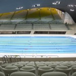 Olympic aquatics centre