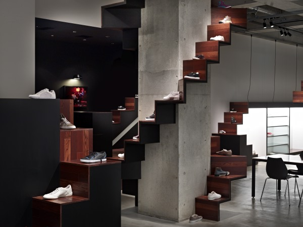 puma house nendo escaleras diariodesign