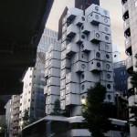 Torre Nakagin Tokio