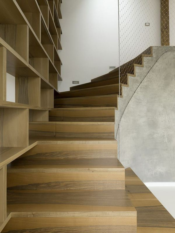 Rounded Loft en Praga de A1 architects diariodesign