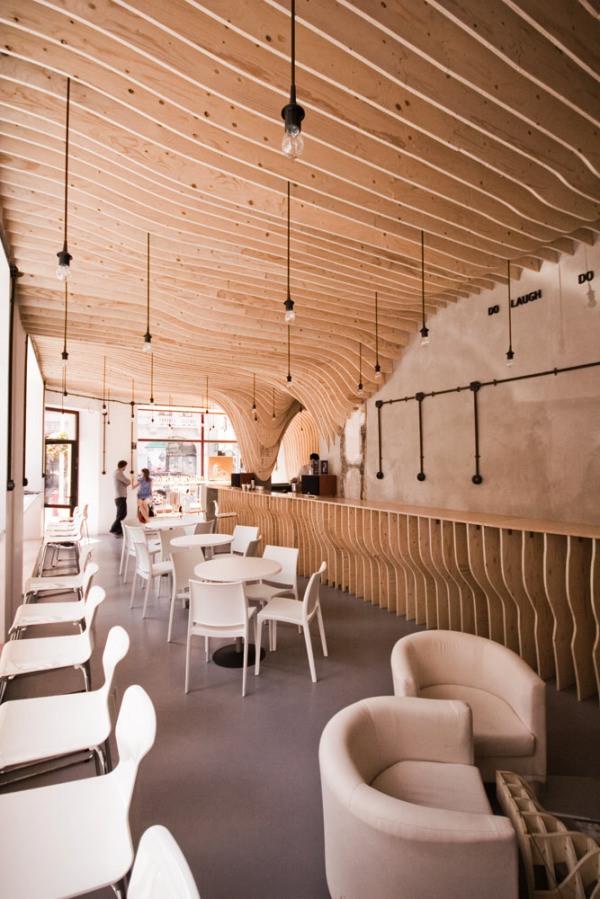 Zmianatematu Un Caf 233 Diferente Design Arquitectura