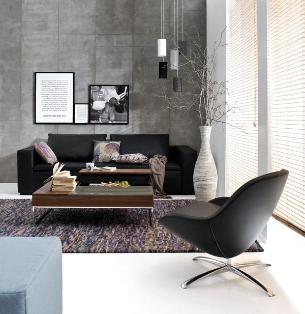 nueva colecci n boconcept la marca danesa que comenz en una humilde carpinter a. Black Bedroom Furniture Sets. Home Design Ideas