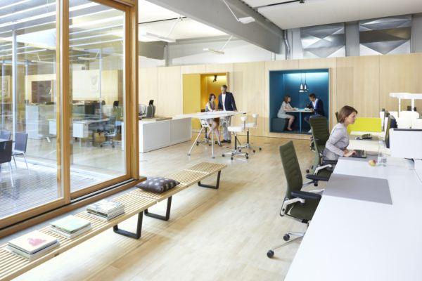 Citizen Office El Proyecto De Oficina Abierta Viva Y