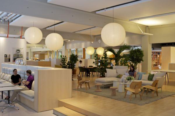 Citizen office el proyecto de oficina abierta viva y for Office design vitra
