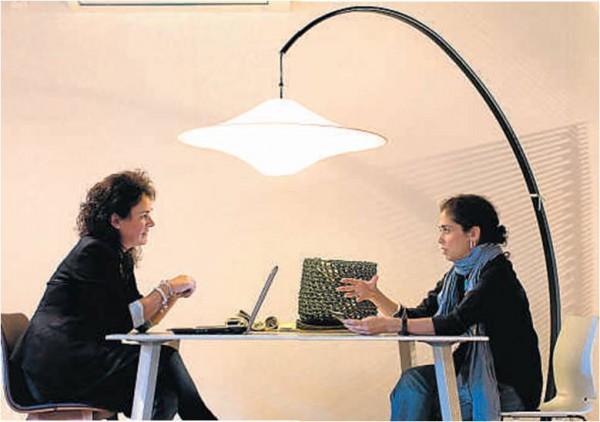 Gemma Figueras y Gracia Cardona fundadoras de la magazine diariodesign