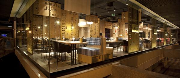 Lah nuevo restaurante oriental en madrid a la carta - Restaurante tokio madrid ...