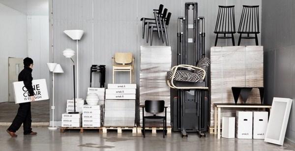 sillas taburetes artek arquitectura y diseño