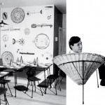 Izda.: Courtesy of University of Brighton Design Archives; Ray Williams. Sir Terence Conran, circa 1950