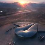 Spaceport de norman foster diariodesign