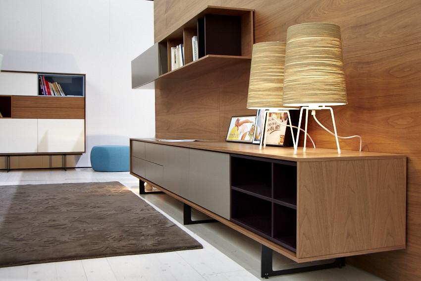 1 2 el dise o espa ol sigue recorriendo el mundo el for Nueva linea muebles