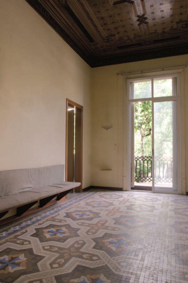 suelo hidraulico en casa bonay diariodesign